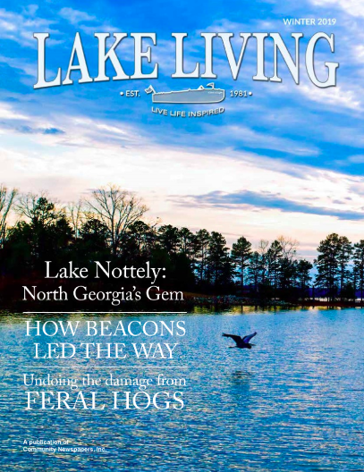 Lake Living Winter Edition 2019