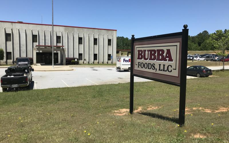 "Bubba Foods, LLC, announced Tuesday ""colleagues"" at its local plant have tested positive for COVID-19."