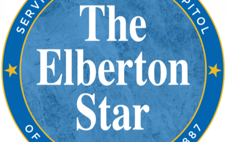 The Elberton Star logo