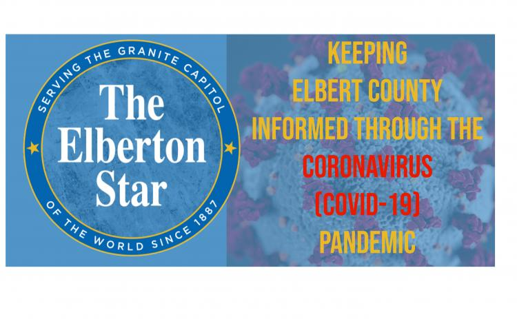 The Elberton Star is dedicated to keeping the citizens of Elbert County informed about the local effects of the coronavirus (COVID-19) pandemic.