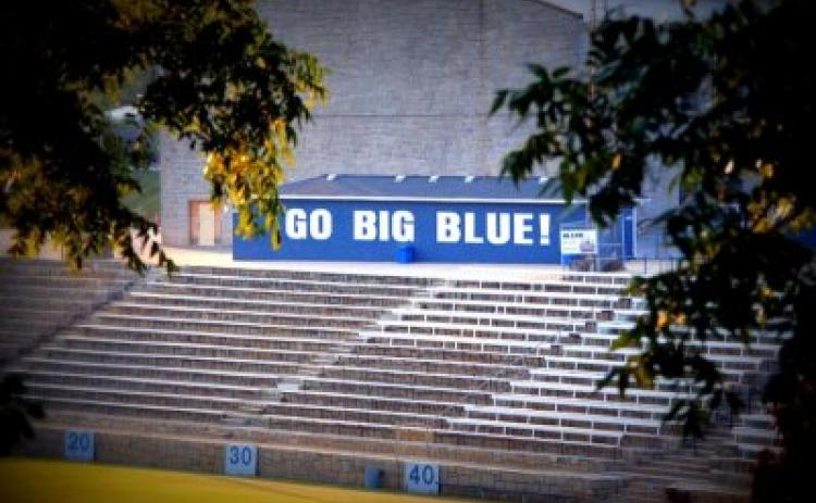 The Historic Granite Bowl will only hold a maximum of 5,000 fans during the Elbert-Hart rivalry game Friday, Sept. 4.